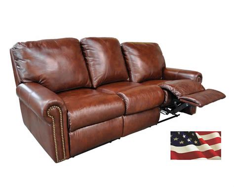 tan leather reclining sofa brown leather sofa recliner reclining sofas manual