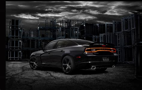 Charger Blacktop Edition