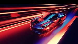 CGI Ferrari Car 4K Wallpapers HD Wallpapers ID #27909