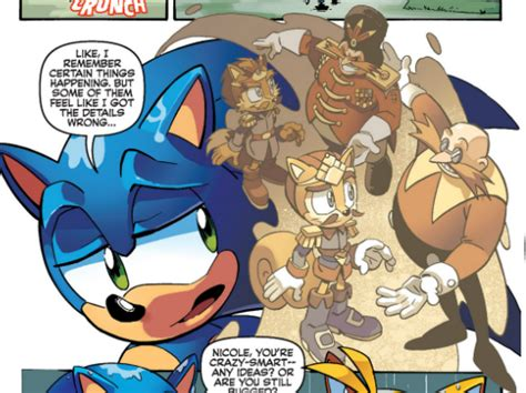 Archie's Sonic The Hedgehog