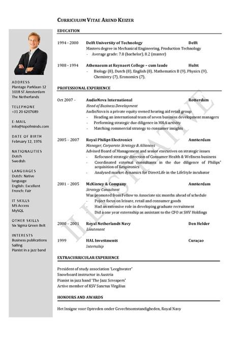 Cv Search by Cv Template Student Search Cv