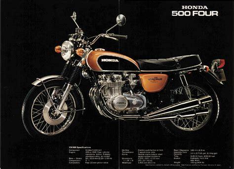 4into1.com Vintage Honda Motorcycle Parts