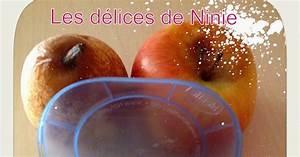 Compote Poire Pomme : les d lices de ninie compote pomme poire kiwi ~ Nature-et-papiers.com Idées de Décoration