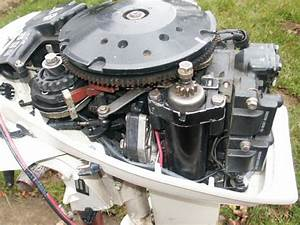 Maintaining Johnson  Evinrude 9