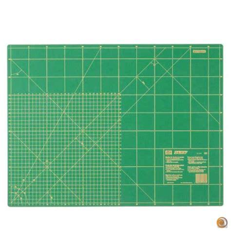 ruedufil gt tapis de d 233 coupe couture 45x30cm prym