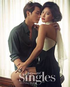 Oh Yeon Seo and Kim Ji Hoon get up close and intimate for ...