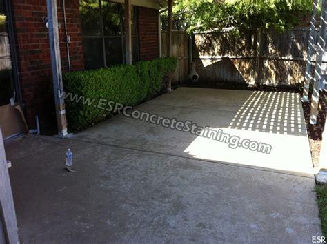 patio concrete staining coppell tx 1 esr decorative