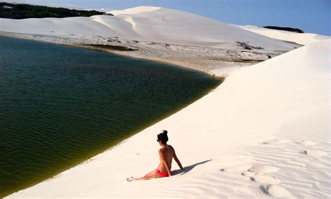 california bed the beaten path lençóis maranhenses national