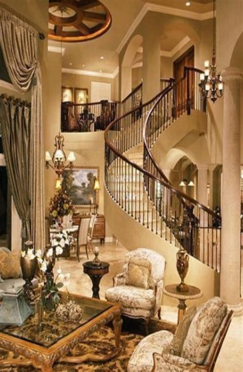 Luxury Home Interiors Grand Mansions, Castles, Dream