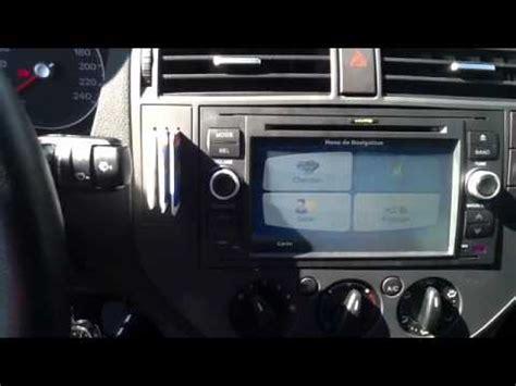 ford focus autoradio remplacement de l autoradio d origine d une ford focus c max par un hype hsb6005gps