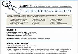Medical Assistant Resume Template Need To Show This To My Medical Assistant Sample Resume The Best Letter Sample Medical Assistant Resume Occupational Examples Samples Certified Medical Assistant Work Work Work Pinterest