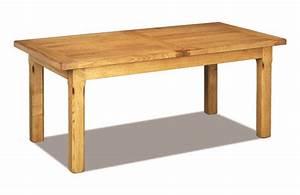 Table Chene Massif Rustique : table rectangulaire rustique en ch ne avec allonges meubles hummel ~ Teatrodelosmanantiales.com Idées de Décoration