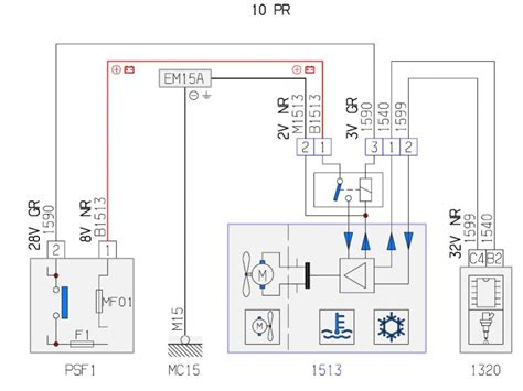 Anyone Have Wiring Diagram For Peugeot Hdi