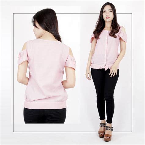 Blouse Atasan Wanita jual beli blouse atasan wanita baju wanita casual baru