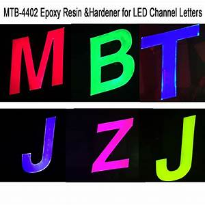 super clear epoxy resin for led channel letter potting With buy channel letters