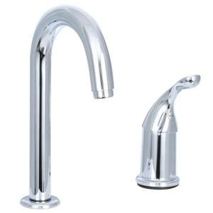 Delta Lakeview Bar Faucet by Delta Classic Single Handle Bar Faucet In Chrome 1903 Dst