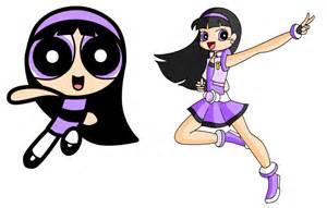 Violet PPG Powerpuff Girls Base