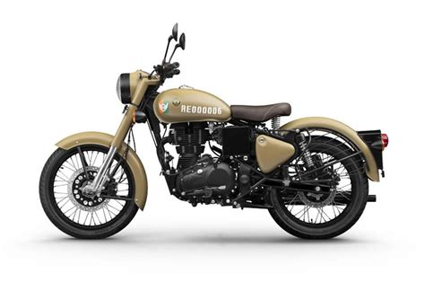 Royal Enfield Classic 350 Image by 2018 Royal Enfield Classic Signals 350 Abs Image Gallery