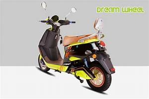 Pedal Assisted Electric Scooter 20ah    500w 3 Speed Powered Scooters Moped