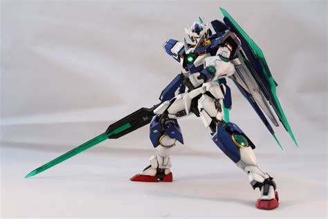 mg  gundam  qant painted build photoreview