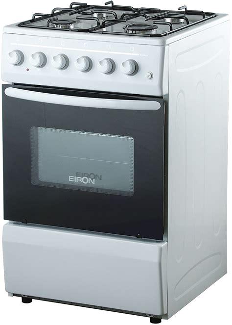 Eiron EI-5020F Silver :: Gāzes plītis :: Lielā sadzīves ...