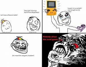 Pokemon - Le Rage Comics