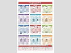 Calendar 2018 india 2018 Calendar printable for Free