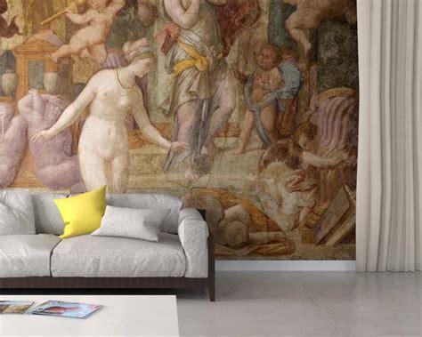 papier peint panoramique fresque renaissance papiers de
