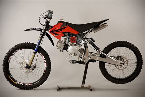 Motoped Motorized Bicycle Kit