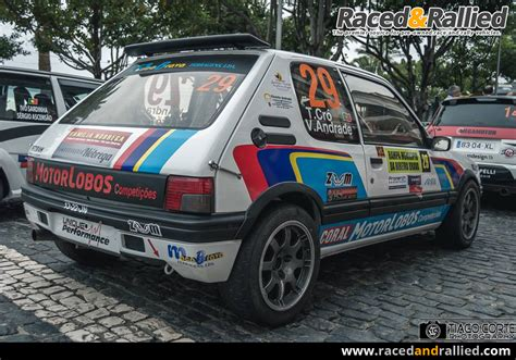 Peugeot Rally Car by Peugeot 205 Gti Rally Car Rally Cars For Sale At Raced