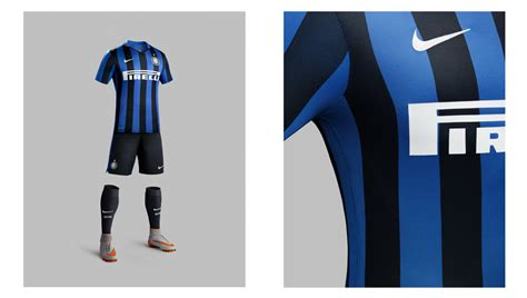 Inter Milan Home Kit 15/16 - SoccerBible