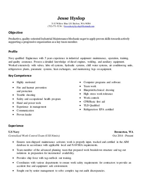 hyslop resume gov