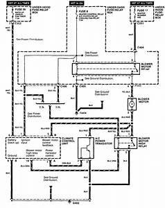 Acura Cl  1998 - 1999  - Wiring Diagrams