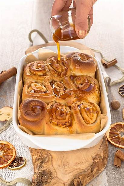 Cinnamon Rolls Vegan Zucca Alla Healthy Senza