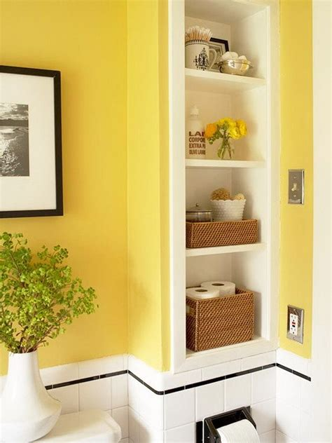 Small Space Bathroom Storage by Small Bathroom Ideas With Wall Storage Space I Would