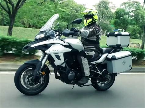 Review Benelli Trk 502x by Benelli Trk 502 Test Review Touring On A Budget