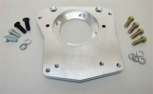 Transmission Adapter Plate  Ford Narrow Pattern To 83