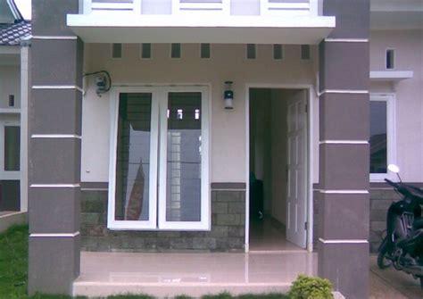 contoh model teras rumah minimalis modern terbaik