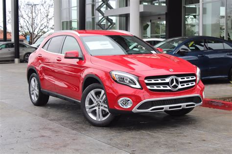 Among its many option packages, we'd choose the $1900 premium package, the $350 smartphone. New 2020 Mercedes-Benz GLA GLA 250 AWD 4MATIC®
