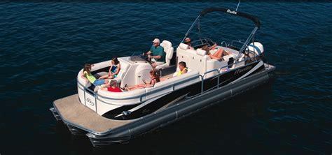 Used Pontoon Boats Dealers by Ohio Pontoon Boat Manitou Pontoon Dealer