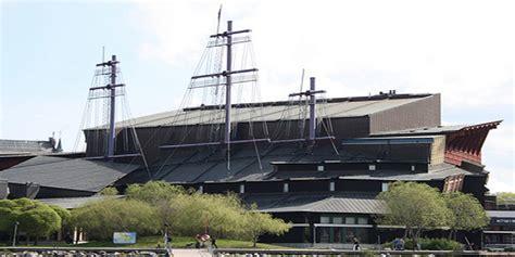 Stoccolma Museo Vasa by Stoccolma Architetture E Design Itinerari