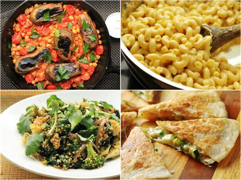 dinner ideas for vegetarian 15 easy one pot vegetarian dinners serious eats