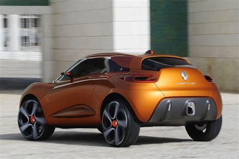 Car Design Concepts : Renault Captur Concept