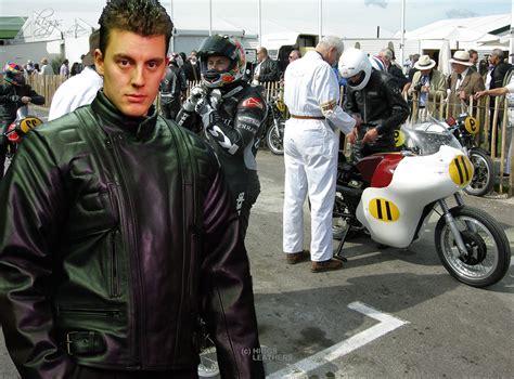 Buy Magnum (black Leather Motorcycle