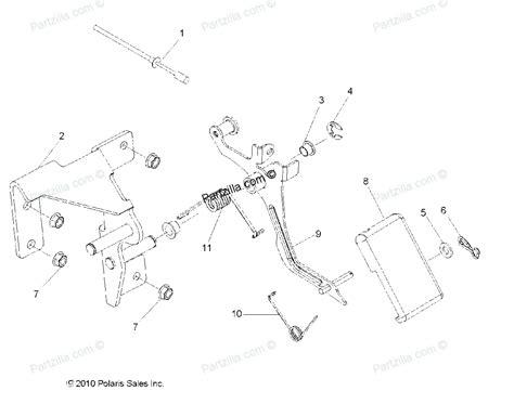 polaris atv parts 2011 r11th76 ty76 ranger 4x4 800 efi all diagram of polaris atv parts 2011 r11th76 ty76 ranger 4x4 800 efi all options engine throttle