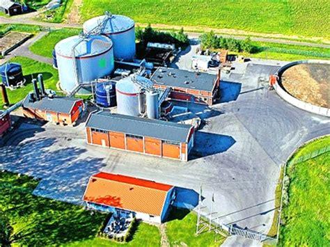 Расчет параметров биогазовых установок