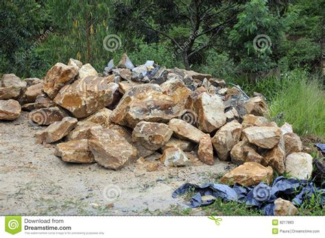 Soapstone Raw Material Stock Image Image Of Rustic