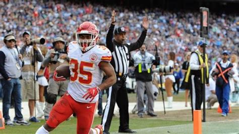 Chiefs Clinch Afc West