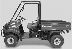 2003 2004 Kawasaki Mule 3010 Diesel Service Repair