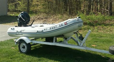 Ab Boats Usa by Ab Rigid Hull Boat Rhib 10 6 Quot 2005 For Sale